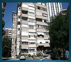 Gayrettepe /Beşiktaş Merkezde 3+1 ''Mukadder Emlak''