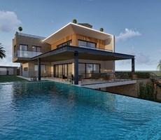 İzmir Çeşme Dalyan Satılık Müstakil Ultra Modern Villa