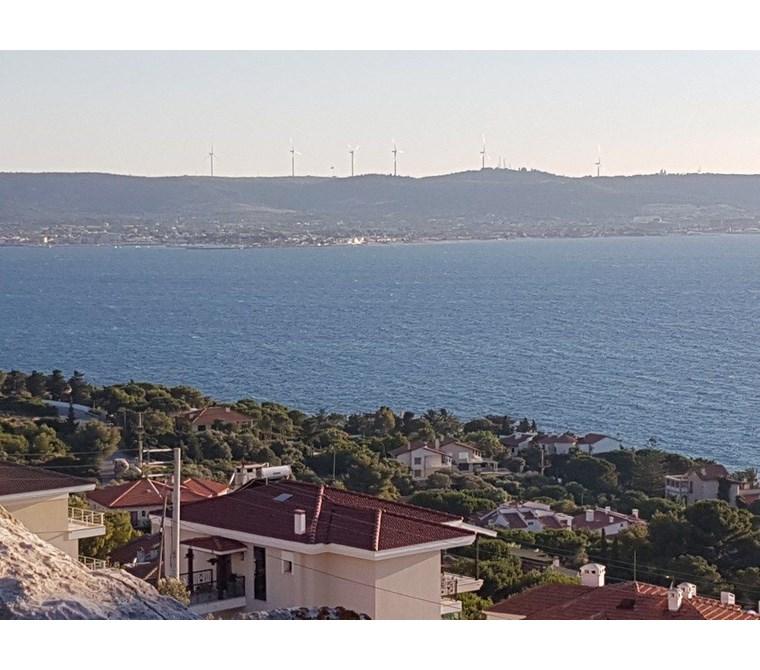 İzmir Çeşme Paşa limanı Satılık Arsa