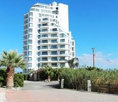 Afrodite Tower Deniz Kenarında 2+1 Muhteşem Manzaralı Yeni Daire