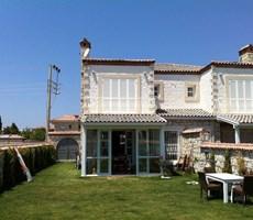 Stone House Villa For Sale In A Garden In Izmir Cesme Alacati