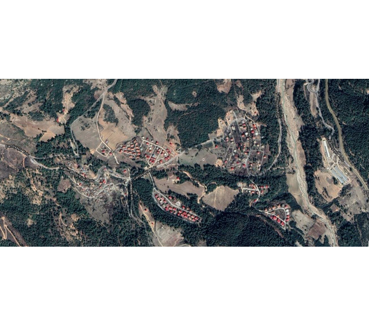 MERSİN TARSUS KABURGEDİĞİ 500 M2 ÖNÜ AÇIK VİLLA ARSASI