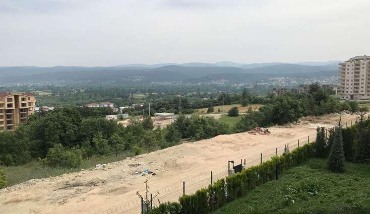 ELFİ den KAYAPA PARK NATURA EVLERİ BURSA MANZARALI SIFIR 3+1