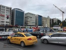 Mecidiyeköy Metro çıkışında 1.000m2 alanlı ofis katı otoparklı