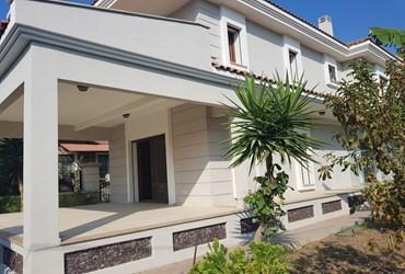 Sahile 50 m Mesafede 6+1 Ultra Lüks Satılık Villa!