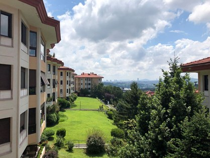Flat for Rent in UBA Compound in Etiler