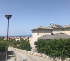 Girne Ozanköy'de 1254m2 Villa Arsası.