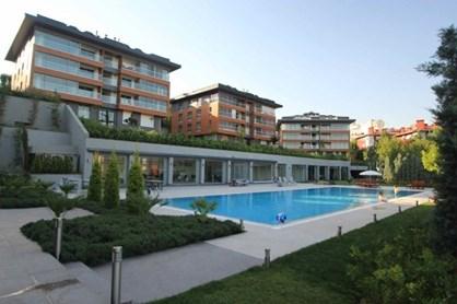 Anadolu Hisarı'nda Yeni Sitede Kiralık 3+2 Çatı Dubleksi