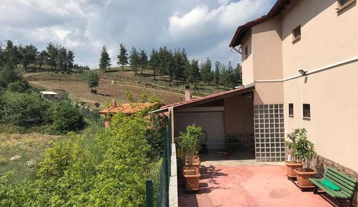 ELFİ den Göl Manzaralı SATILIK 5+1 Dubleks Çiftlik Evi