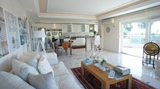 Apartment For Sale on The Opposite Side of the Sea in Alanya,Tosmur