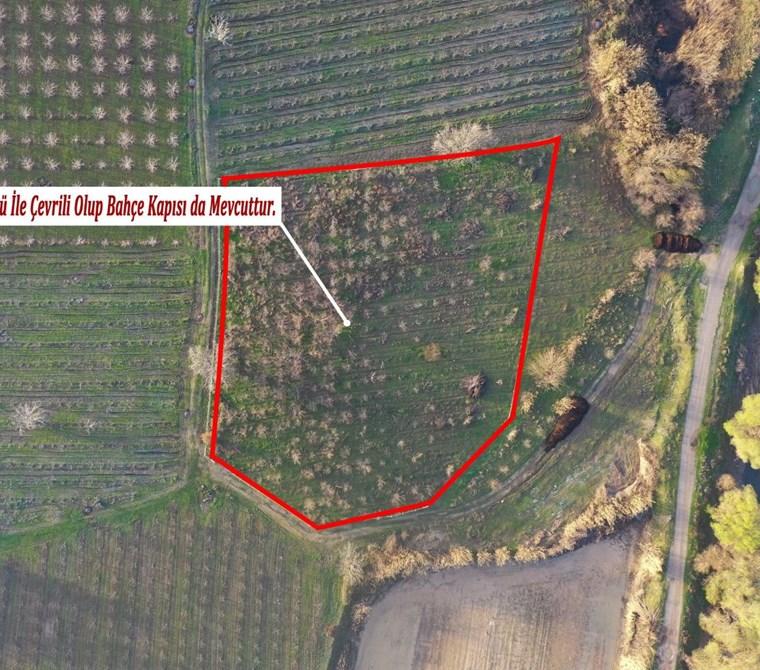 Kemalpaşa Ören'de Satılık 6.019 m2 Depo Yapımına Uygun Arazi
