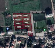 KARTEPE'DE SATILIK KONUT İMARLI ARSALAR (4.941 m2)
