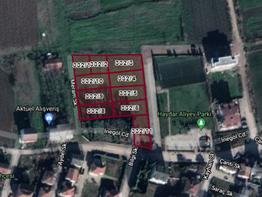 KARTEPE'DE SATILIK KONUT İMARLI ARSALAR (4.941 m2) P218504