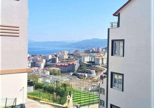 ELFİ DEN HALİTPAŞA'DA HAVUZLU 3+1 BAHÇE KATI FIRSAT DAİRE