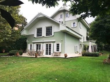 Beykoz Konakları'nda Büyük Bahçeli C Tipi Kiralık Villa