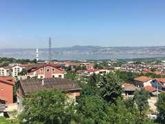 YUVACIK YEŞİLYURT'TA DENİZ MANZARALI SATILIK 4+1 ÇATI DUBLEKS - 27