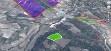 Balıklıdere kavşağında Plana yakın Satılık 9.650 m2 yatırımlık