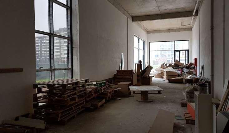 1949- ELFİ DEN 23 NİSAN EPİK LOFT ALTINDA SATILIK 140 m² KÖŞE DÜ