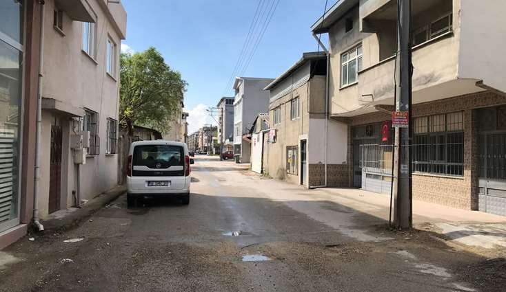 ELFİ DEN YUNUSELİ MERKZDE ATÖLYE-İMLAT-DEPO YA UYGUN KOMPLE BİNA