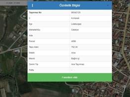 Lüleburgaz Celaliye Köyü İmarlı Satılık Arsa