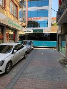 Alibeyköy merkez namık kemal caddesi 120 m cok amaclı işyeri