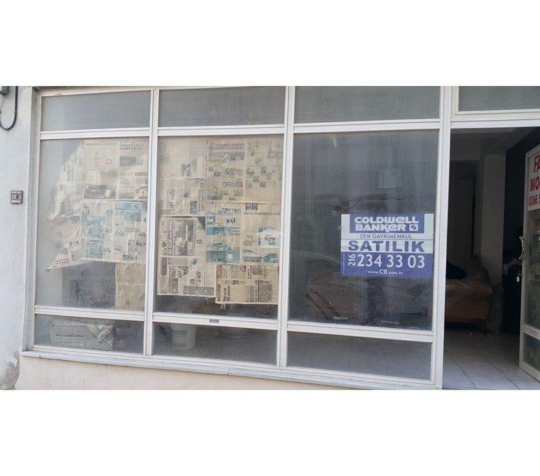 Bankadan Satılık Kastamonu İli Bozkurt İlçesinde 30 m2 Dükkan