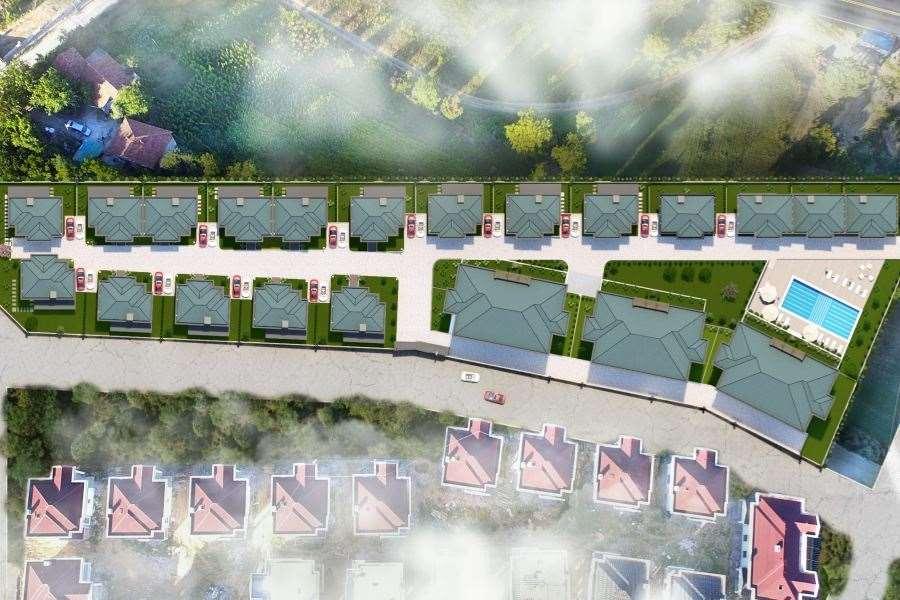 Diamond Hills / Şehrin En Işıltılı Projesi  - 16