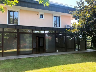 Tarabya Seba Koru Sitesi'nde Havuzlu Satılık Villa