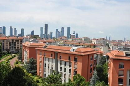 Flat for Sale in Sarı Konaklar Compound