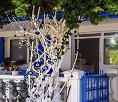 İzmir Çeşme Alaçatı Satılık Müstakil Butik Otel Villa