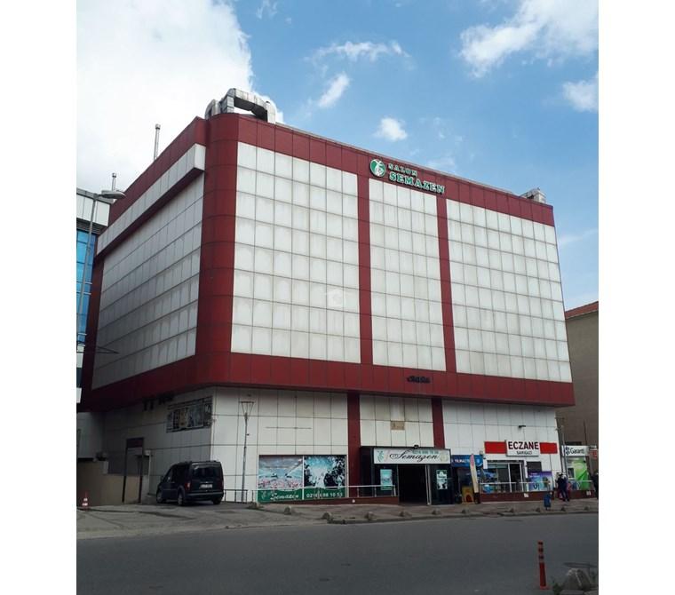 Bankadan Satılık Sancaktepe Osmanlı Avm de Dükkan