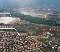 Kemalpaşa Yukarıkızılcada Satılık 700 m2 Villa İmarlı Arsa