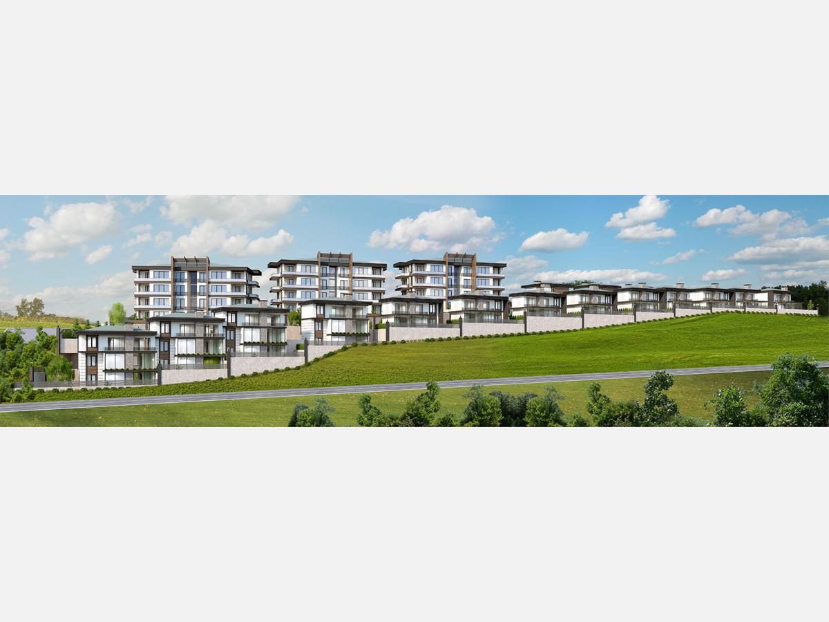 Diamond Hills / Şehrin En Işıltılı Projesi  - 6