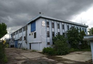 Tuzla Deri Osb'de 6.500m2 arsa içinde 2.500m2 Satılık Fabrika