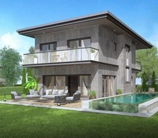 İzmir Çeşme Boyalık Denize Yakın Müstakil Havuzlu Satılık Villa