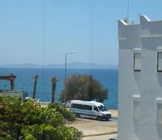 Turgutreis Yalıda Denize 50 m mesafesinde müstakil bahçeli daire