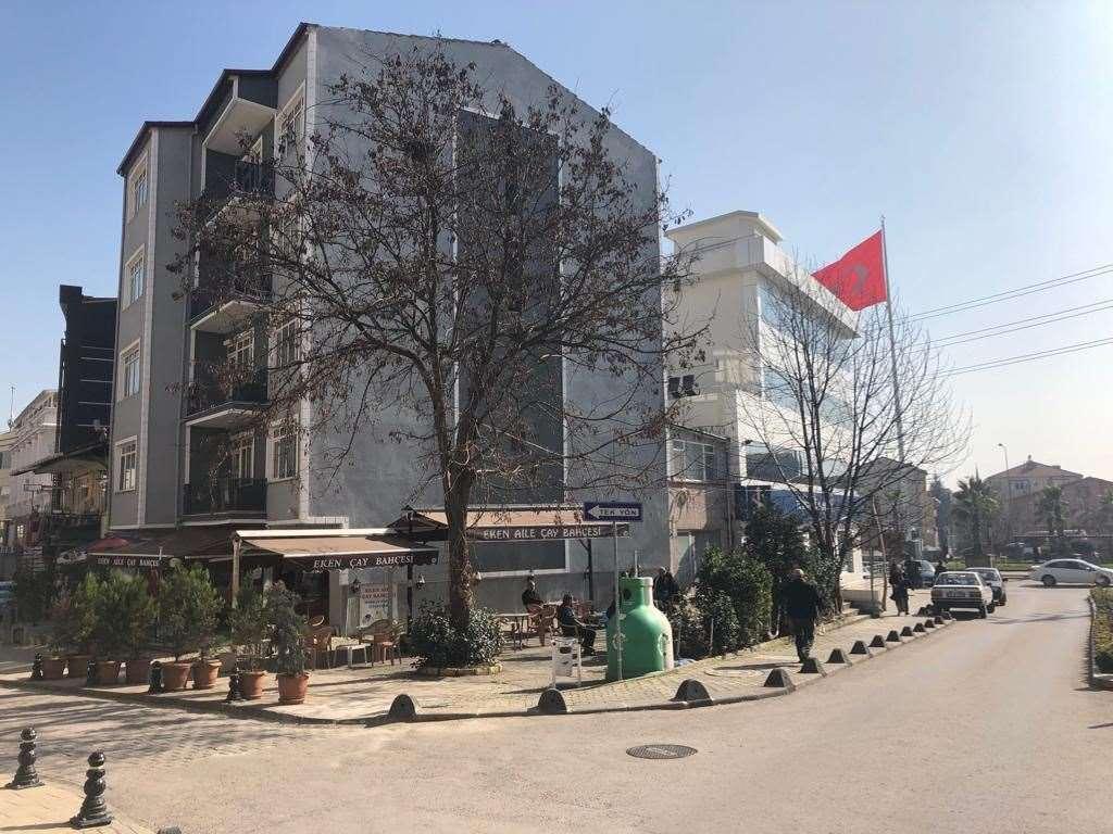 BANKALAR CADDESİNDE SATILIK TİCARİ ARSA - 7