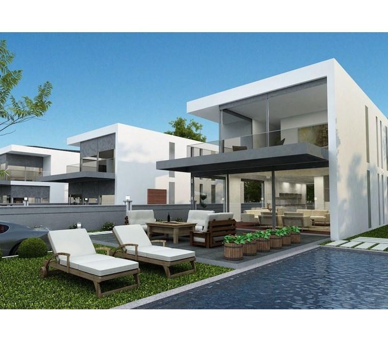 İzmir Çeşme Alaçatı Villa With Private Swimming Pool For Sale