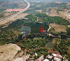 REMAX LOCA'DAN ÇOPURLU KÖY MERKEZİNDE 12.100 M2 TARLA