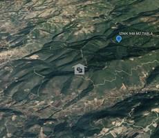 İznik Gürmüzlü'de Muhteşem Konumlu Satılık Tarla