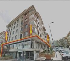 Balgat Cevizlidere Mah C.A.K. Caddesi Üzeri Satılık Ofis-Dükkan