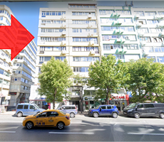 NADİDE APARTMANI'NDA KİRALIK OFİS KATI TP905