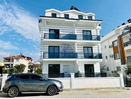 Fethiye Pazaryeri mh. satılık daire 4+1 130m2 yeni bina