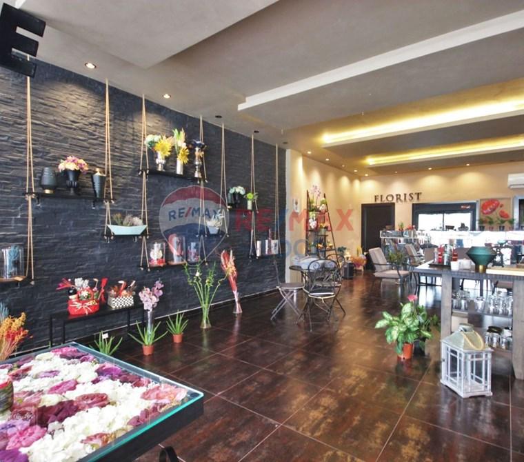 REMAX LOCA'DAN DEVREN KİRALIK CAFE VE ÇİÇEKÇİ