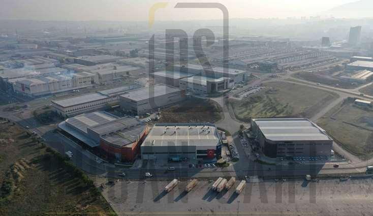 ELFİ den OSB DE TEK KAT 4.000 m2 KİRALIK FABRİKA