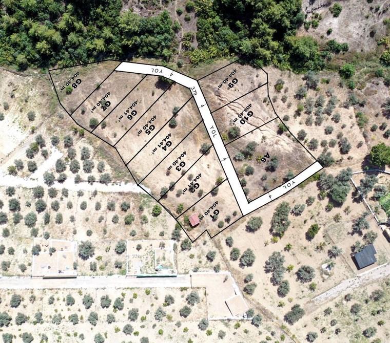Kemalpaşa Damlacık'ta Satılık 2B Bahçeler