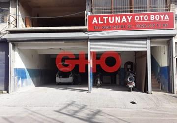 Sanayi Sitesinde 2 Katlı Satılık Dükkan