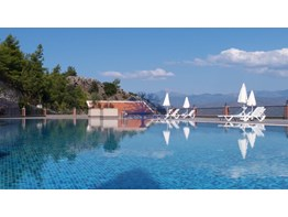 Apartment for sale in Fethiye Taşyaka 2 + 1 150m² in luxury complex with pool