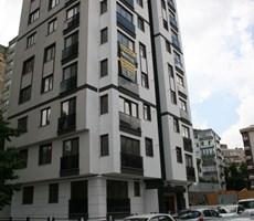 GAYRETTEPE MERKEZDE, SIFIR BİNADA, 3+1