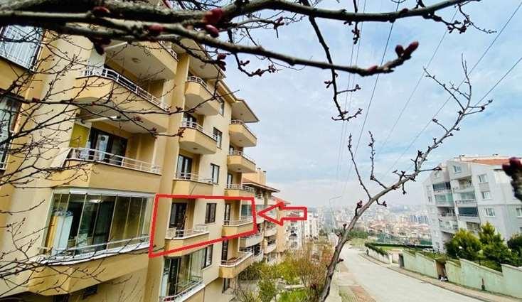 ELFİ DEN KÜLTÜR'DE MUHTEŞEM MANZARALI 3+1 FERAH DAİRE